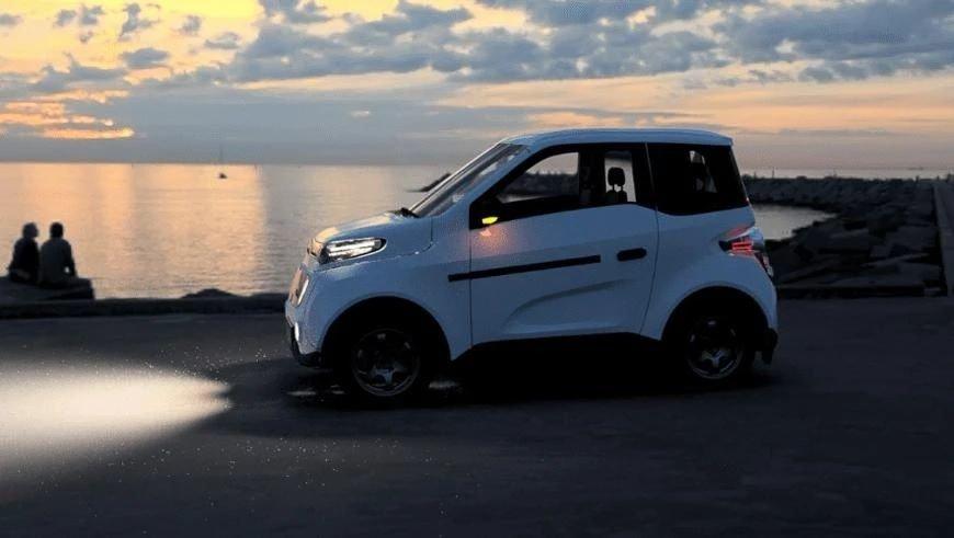 Серийное производство российского электромобиля Zetta запустят в Тольятти