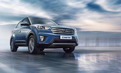 Hyundai Creta в июле стала самой популярной иномаркой в России