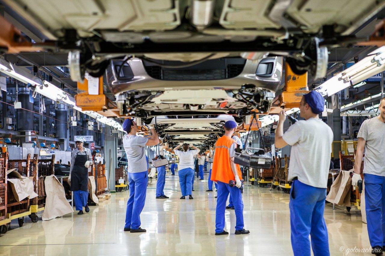 Говорят, что АВТОВАЗ запустит производство автомобилей на новой платформе