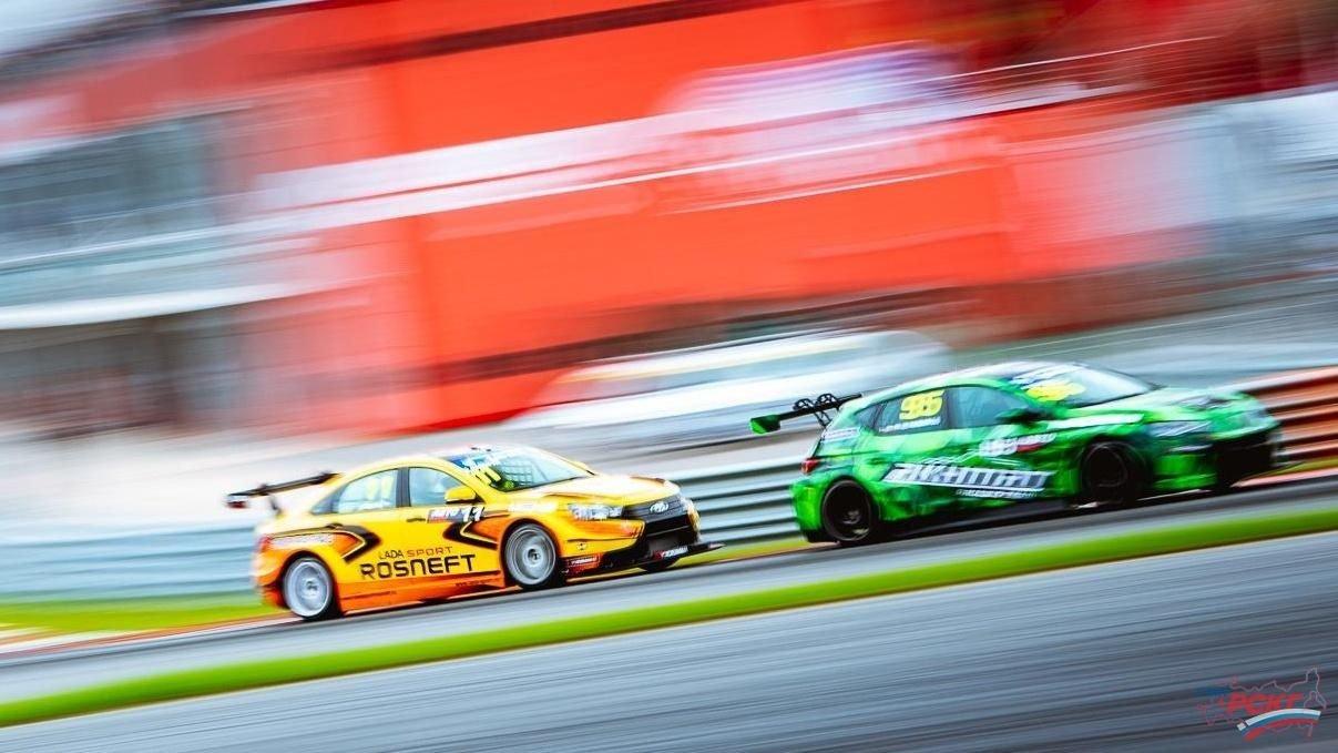 Команда LADA Sport выступит на кольцевых гонках Moscow Raceway