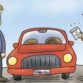 У кого сколько денег уходит на транспортный налог?