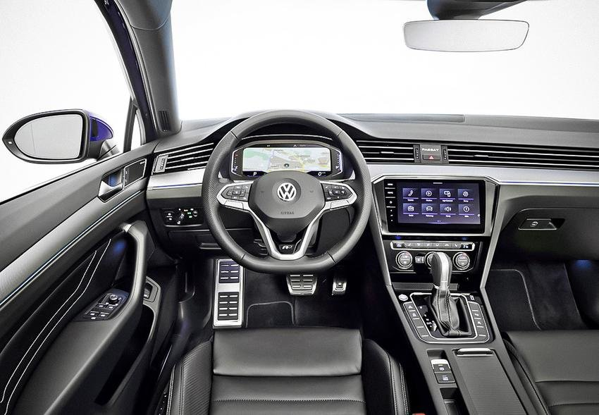 Публикуем некоторые подробности о новом Volkswagen Passat