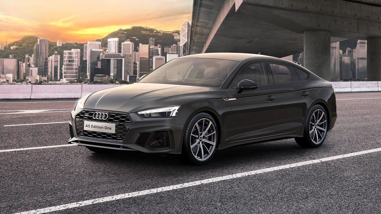 Старт заказов на лимитированную серию обновленных Audi A4 и Audi A5 Sportback Edition One