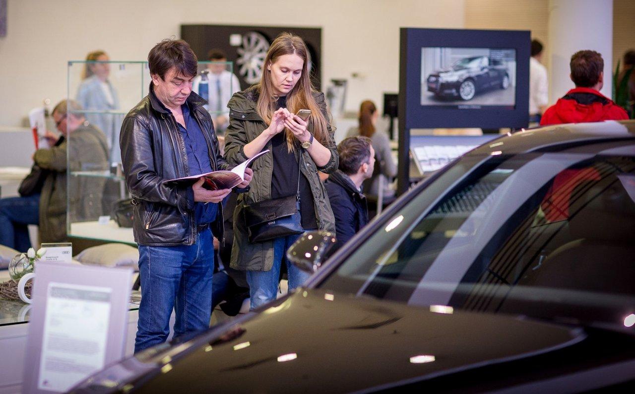 Как поменялись предпочтения автовладельцев за пять лет