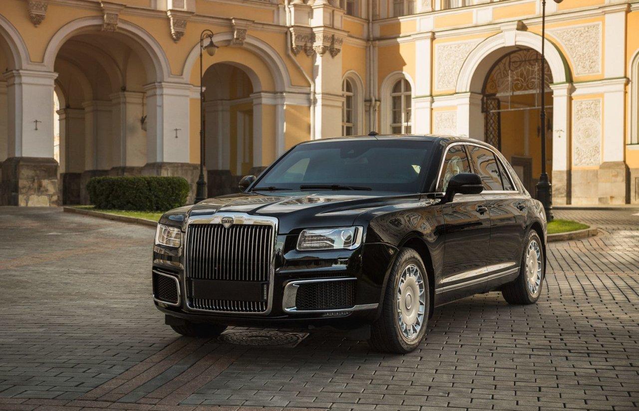 Производство автомобилей Aurus Senat готовится в Татарстане
