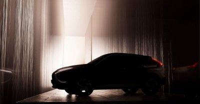 Первое изображение обновлённого гибрида Mitsubishi Eclipse Cross