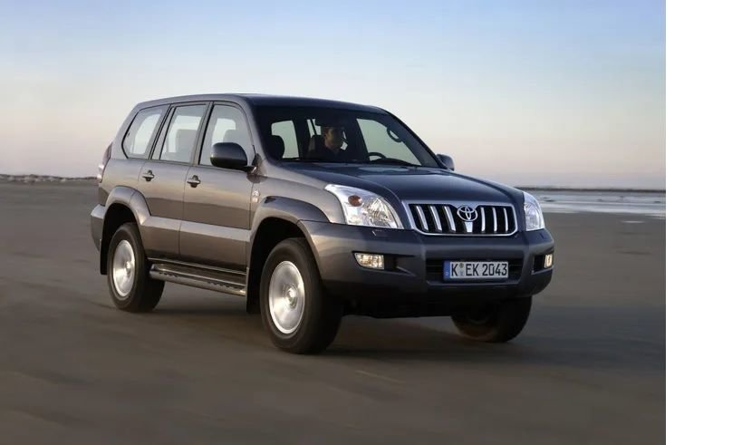 Что нужно учесть при покупке б/у Toyota Land Cruiser Prado 120 ?