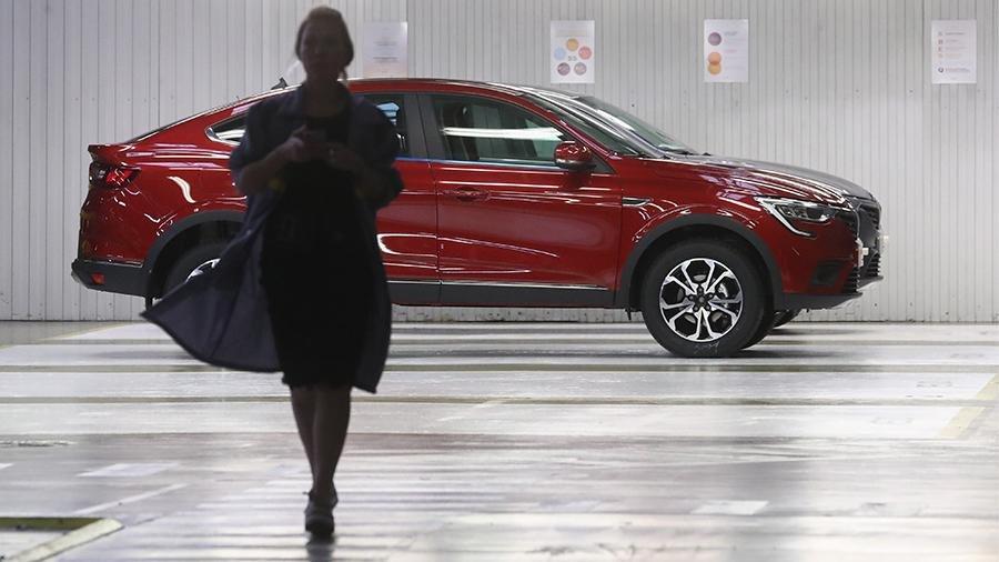 ЗАЗ начал производство Renault Arkana