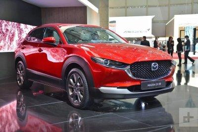 Во Владивостоке готовится выпуск кроссовера Mazda CX-30