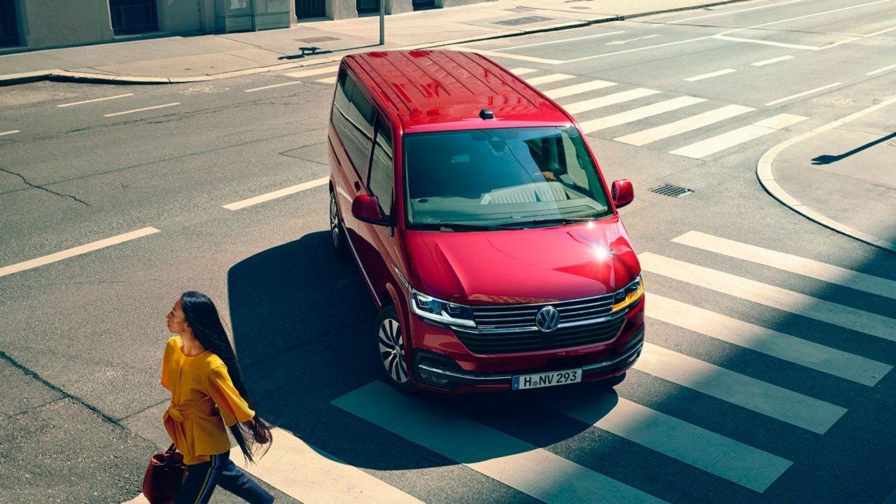 Продолжается акция «Пройди тест-драйв на Volkswagen T6.1!» с розыгрышем призов!