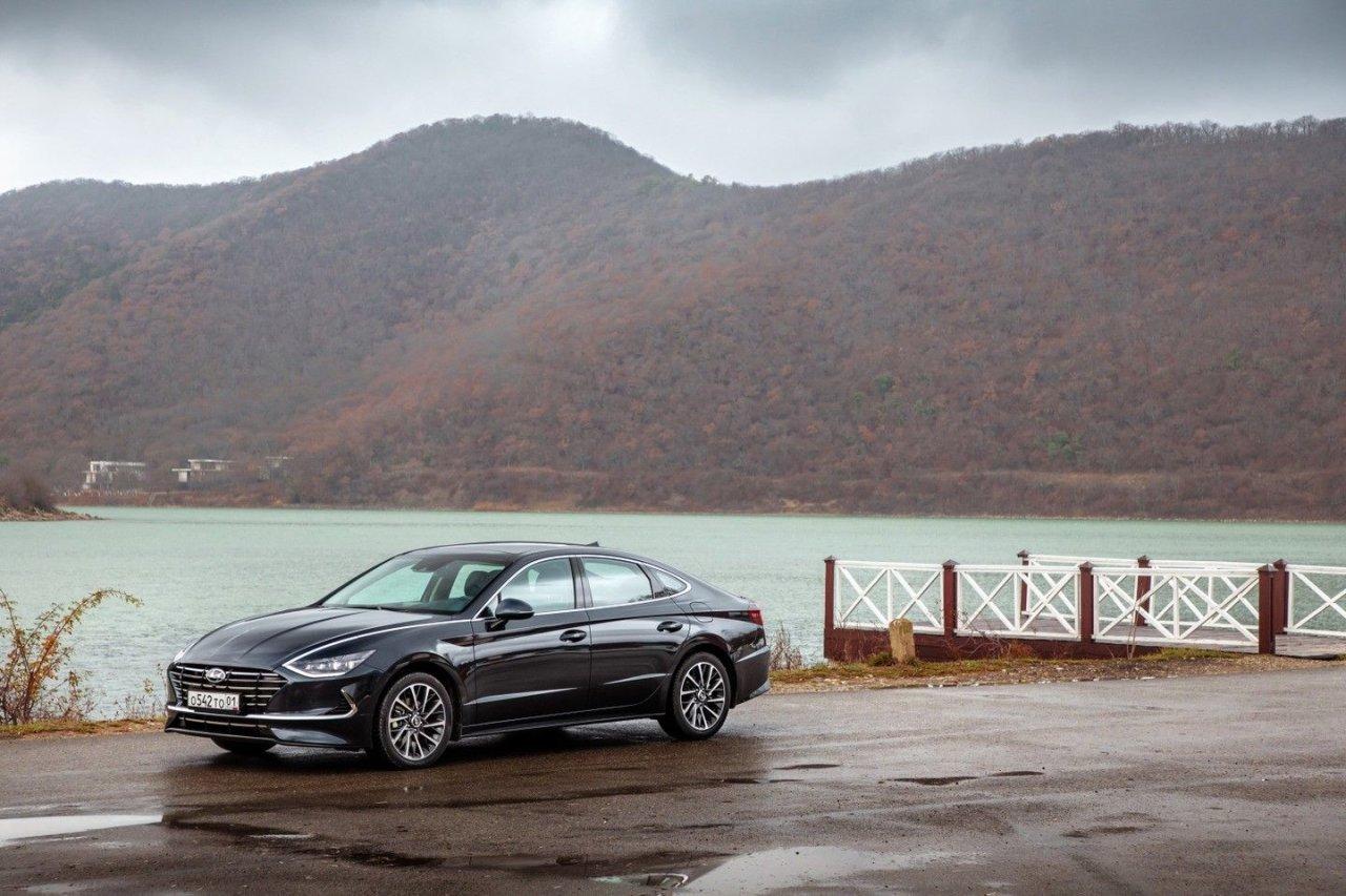 В Калининграде началось производство полного цикла Hyundai Sonata