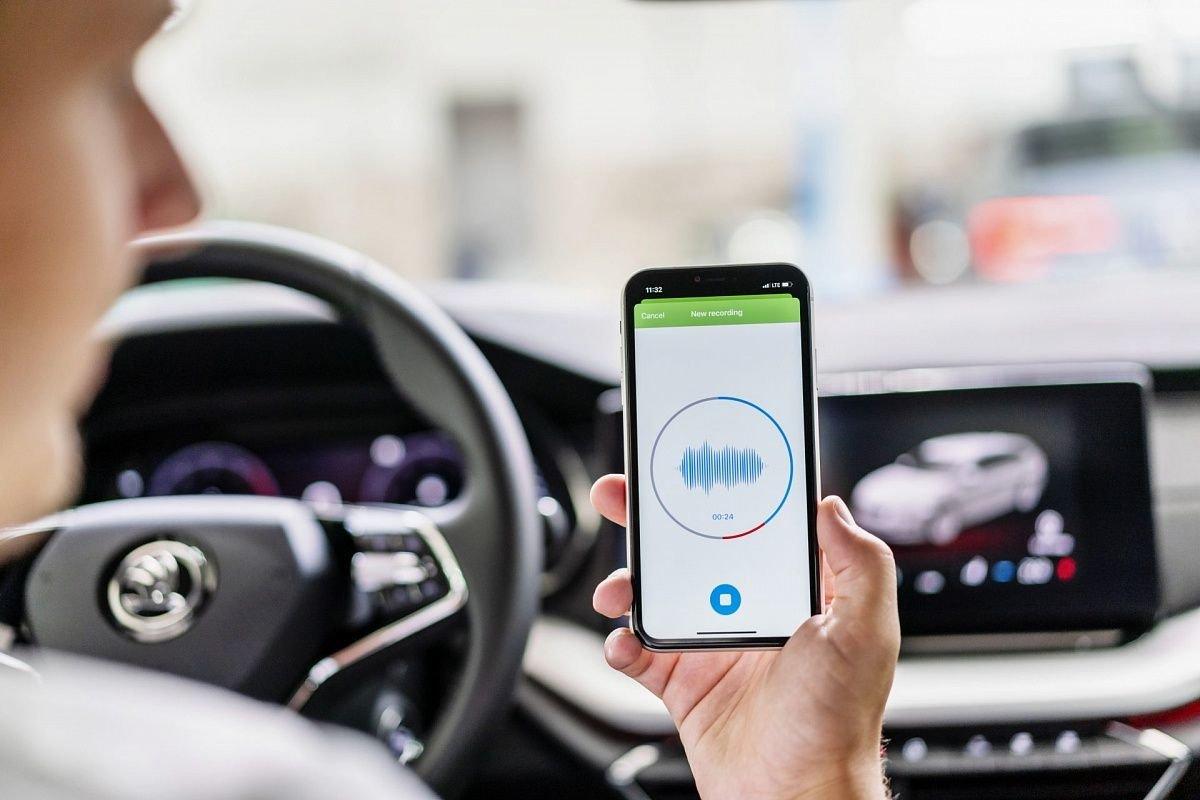 ŠKODA использует искусственный интеллект для диагностики автомобилей