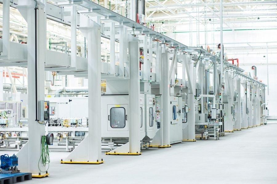 «Соллерс Форд» запустит завод двигателей в Татарстане