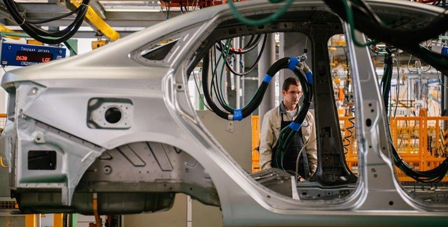 Groupe Renault заняла первую строчку рейтинга крупнейших компаний России