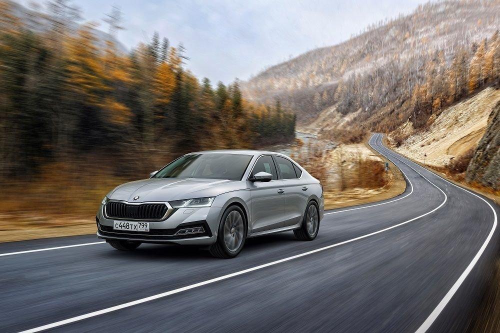 В России объявлен старт продаж новой ŠKODA OCTAVIA