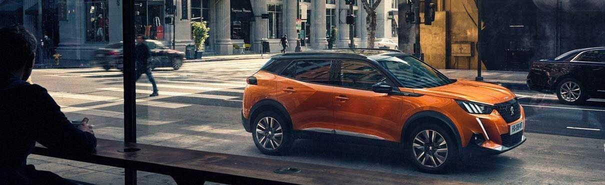 Объявлены цены и старт приема заказов в России на новый кроссовер Peugeot 2008