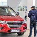 В каких регионах РФ любят китайские автомобили?