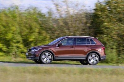Представлены специальные версии нового Volkswagen Tiguan
