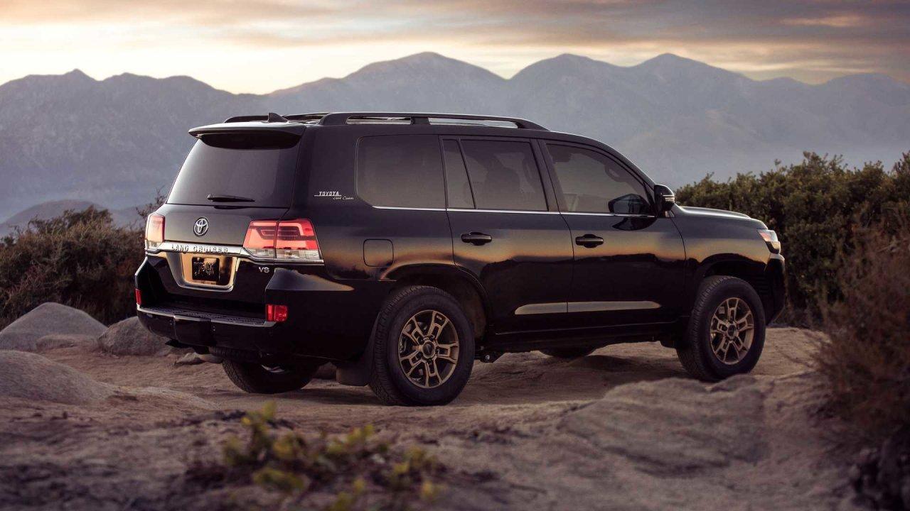Toyota Land Cruiser попрощается с рынком США