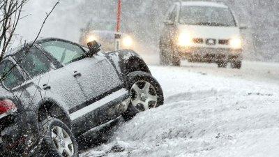 Почему в Новый год больше аварий — посчитали все цифры
