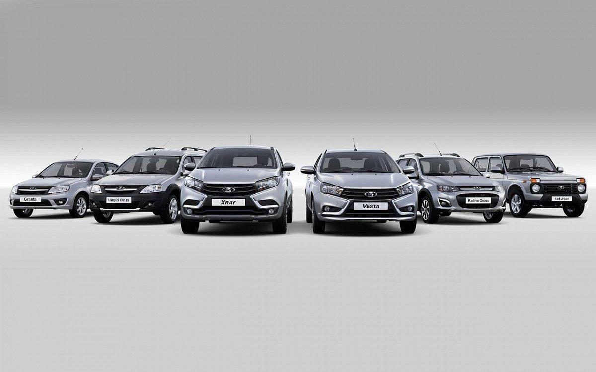 АвтоВАЗ назвал самые продаваемые модели Lada в 2020 году