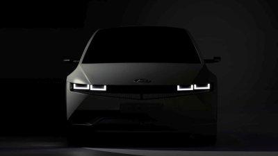 Hyundai анонсировали электрокар Ionic 5