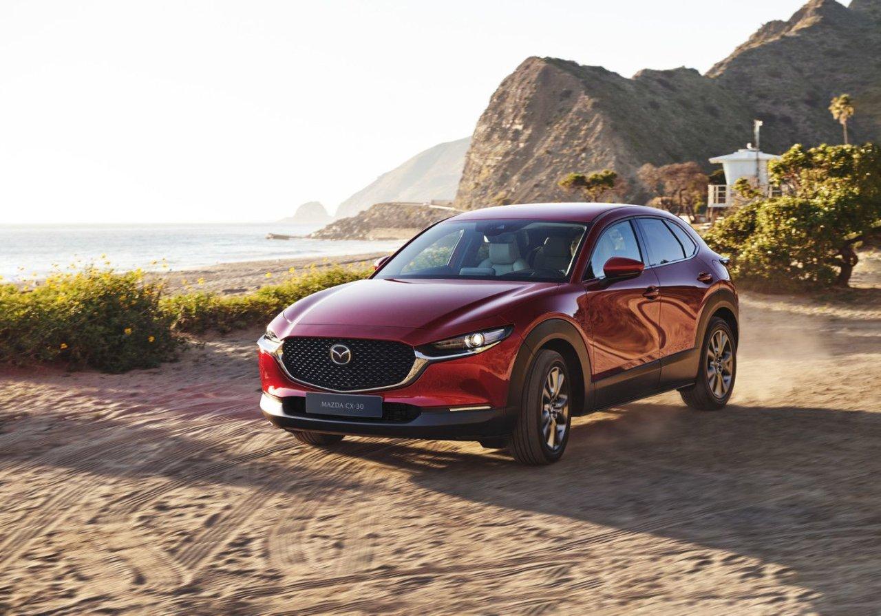 Продажи нового кроссовера Mazda CX-30 стартовали в России