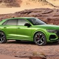 Объявлена российская цена «горячего» кроссовера Audi RS Q8