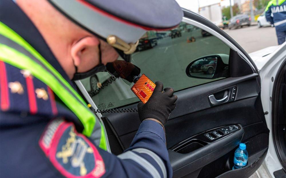 Тонировка — 2021: массовые проверки, аресты и задержания водителей