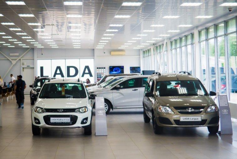 LADA: итоги продаж в январе
