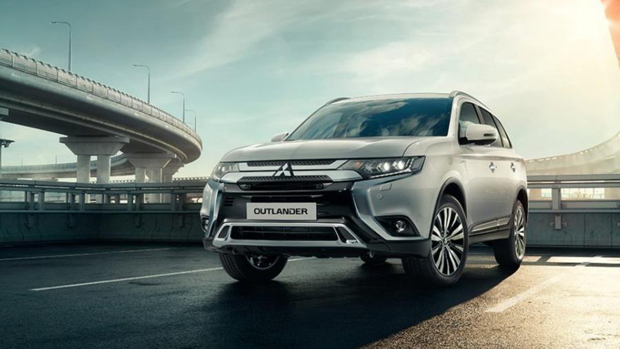 Mitsubishi прекратит продажи в России спортивной версии Outlander