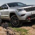 В России отзывают 7,5 тысячи Jeep Grand Cherokee