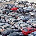 Как вели себя цены на подержанные автомобили в феврале 2021г?