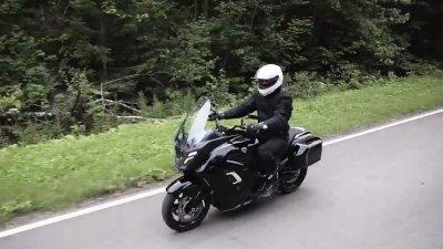 Разработан прототип первого электрического мотоцикла в РФ