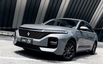 В Россию может приехать новый Baojun RC-5 за 800 тыс. р.