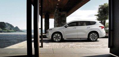 Презентована спецверсия обновленного кроссовера Hyundai Santa Fe