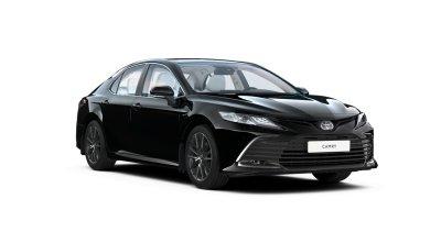 Сегодня, 25 марта начинается прием заказов на обновленный бестселлер Toyota Camry