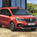Представлен пассажирский Renault Kangoo нового поколения