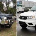 Новый УАЗ Патриот или старый Toyota Hilux Surf ?
