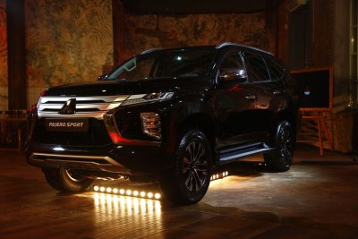 Объявлены цены на новый внедорожник  Mitsubishi PAJERO SPORT