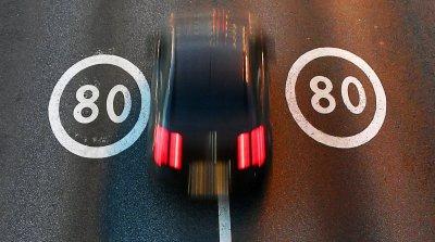 Водителей заставят снижать скорость динамическими знаками