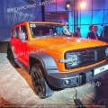 Конкуренты УАЗа от Haval: первые фото в России