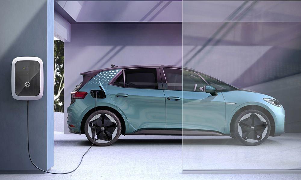 Volkswagen и «Россети» построят в России сеть электрозаправок