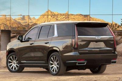 GM привезет в Россию новые внедорожники Escalade и Tahoe