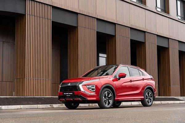 Объявлен старт продаж обновлённого Mitsubishi Eclipse Cross в России