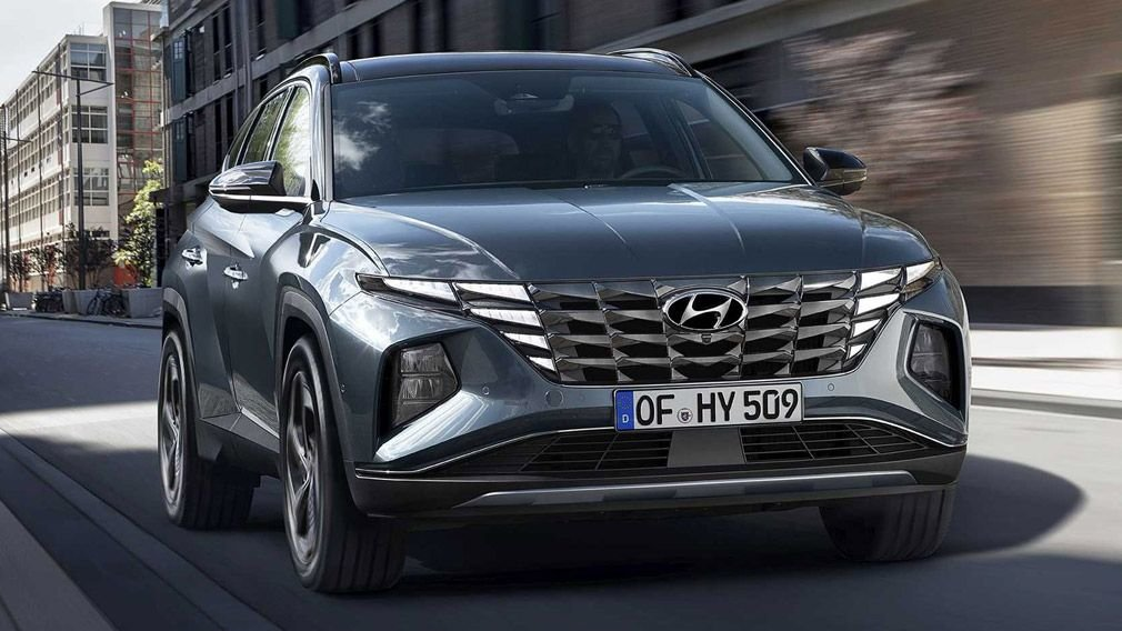 Появились подробности о новом кроссовере Hyundai Tucson для России