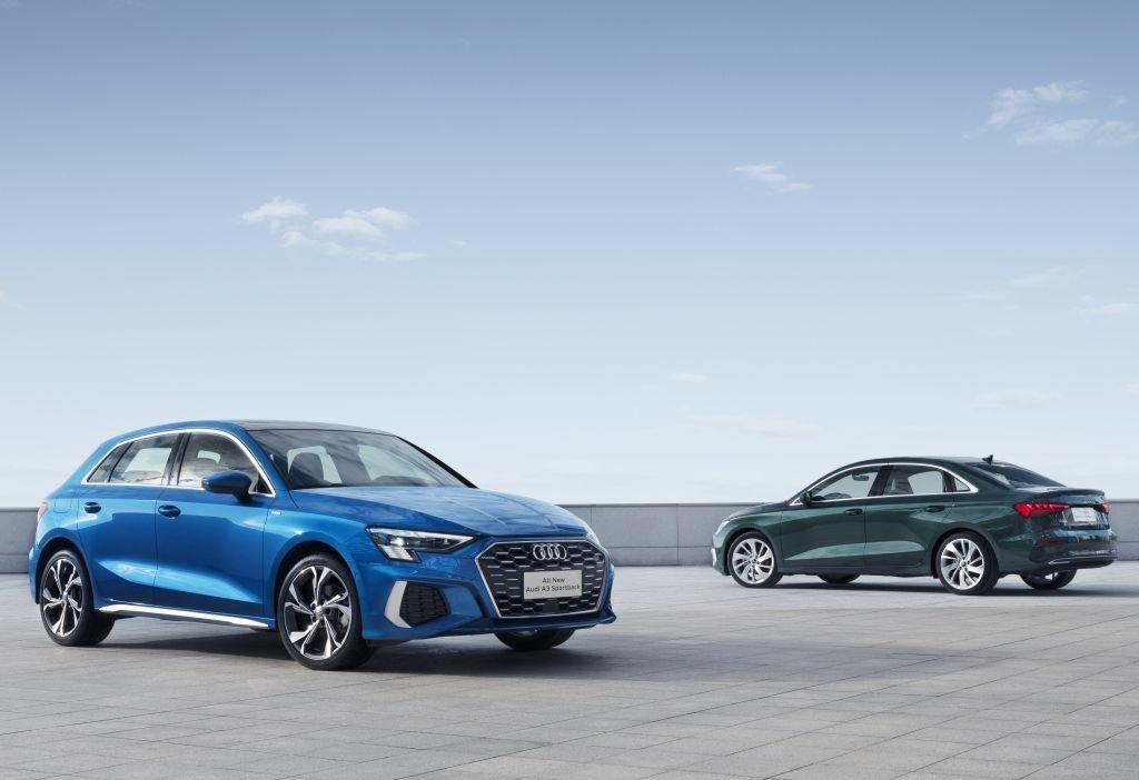 Объявлены цены новых Audi A3 в России