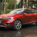 В России начались продажи обновленного кросс-купе Renault Arkana