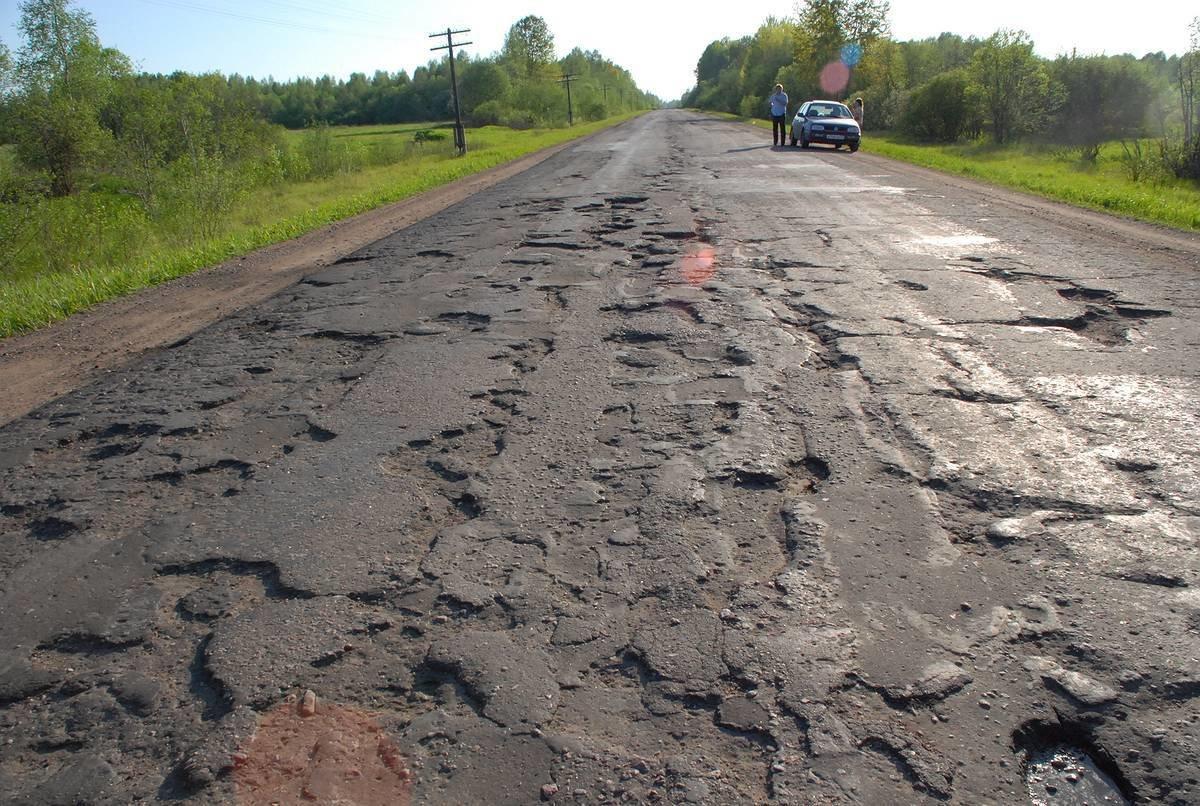Качество дорог в России может ухудшиться
