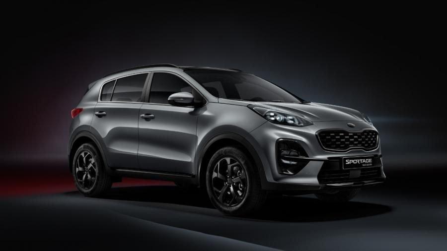 В России начались продажи новой версии Kia Sportage